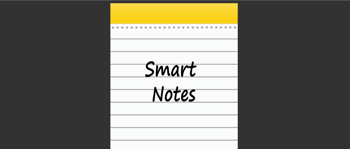 Permalink to: Smart Notes
